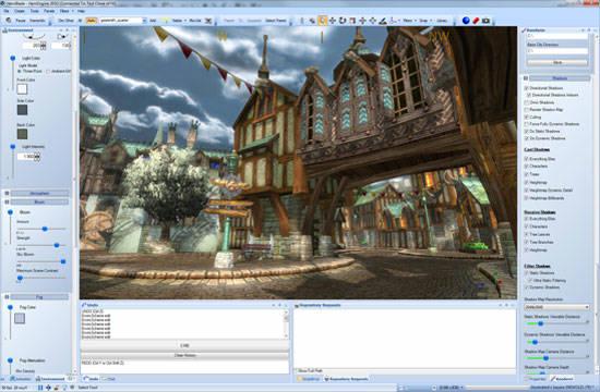 Скачать бесплатно Hero Engine (HeroEngine)