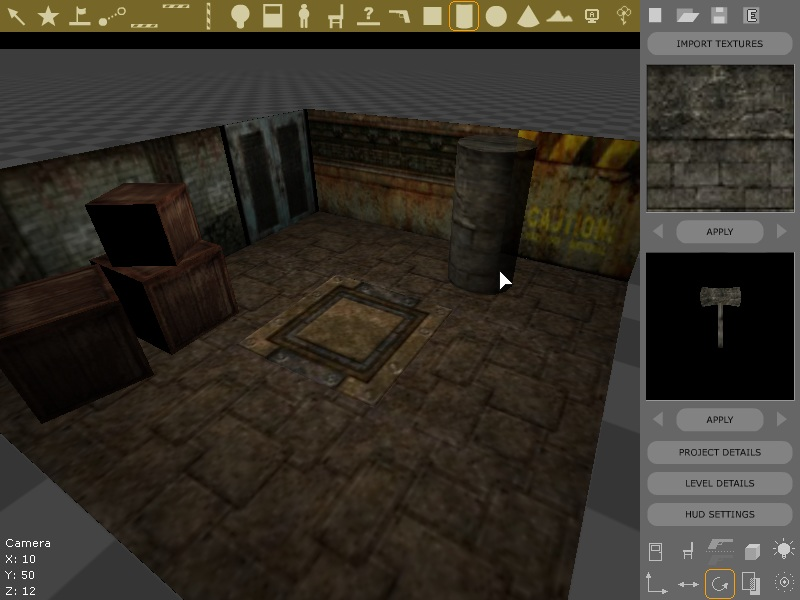 Game maker 3d 3rd person