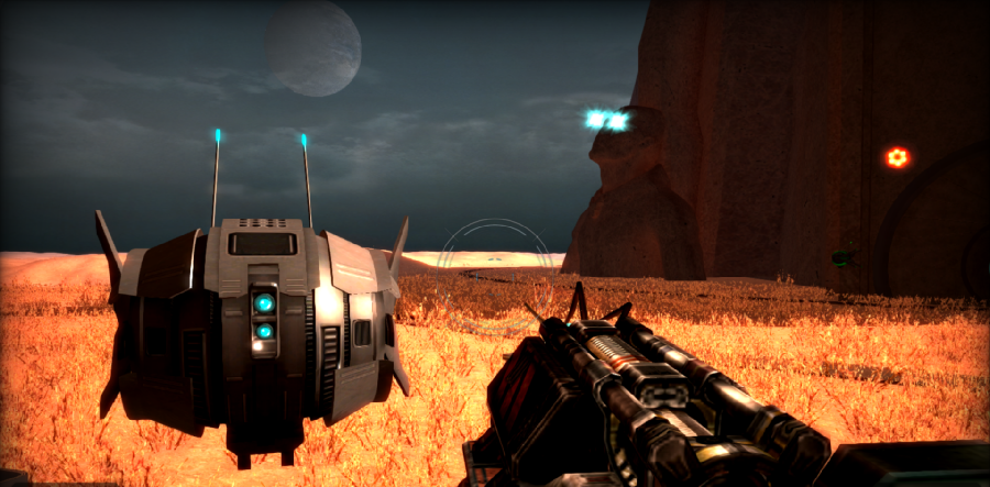 GameGuru - DLC для SCIFI Mission To Mars -